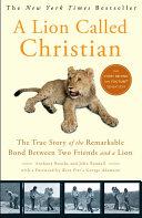 A Lion Called Christian Pdf/ePub eBook