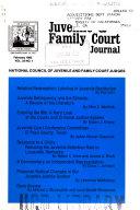 Juvenile Family Court Journal