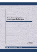 Manufacturing Systems and Industry Application [Pdf/ePub] eBook