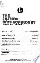 The Eastern Anthropologist