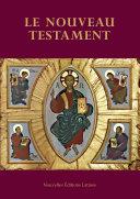 Pdf Le Nouveau Testament Telecharger