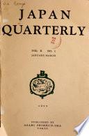 Japan Quarterly