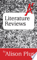 A  Guide to Literature Reviews