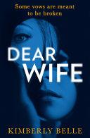 Dear Wife Pdf/ePub eBook