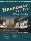 Pdf Broadway for Two