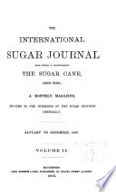 The International Sugar Journal
