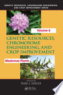 Genetic Resources Chromosome Engineering And Crop Improvement Book PDF