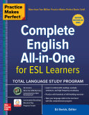 Practice Makes Perfect: Complete English All-in-One for ESL Learners Pdf/ePub eBook