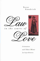 Law In The Courts Of Love