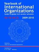 Yearbook of International Organizations 2009 2010