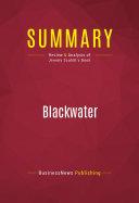 Summary: Blackwater