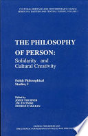The Philosophy of Person