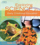 Exploring Science In Early Childhood