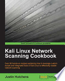 Kali Linux Network Scanning Cookbook