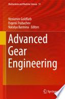 Advanced Gear Engineering Book
