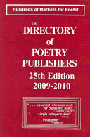 The Directory Of Poetry Publishers 2009 2010