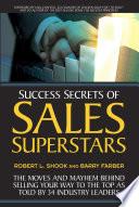Success Secrets Of Sales Superstars Book PDF