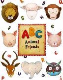 ABC Animal Friends Pdf/ePub eBook