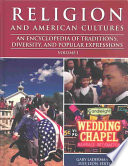 """Religion and American Cultures: An Encyclopedia of Traditions, Diversity, and Popular Expressions"" by Associate Professor of American Religious History and Culture Gary Laderman, Gary Laderman, Luis D. León, Luis León, Amanda Porterfield"