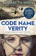 Code Name Verity
