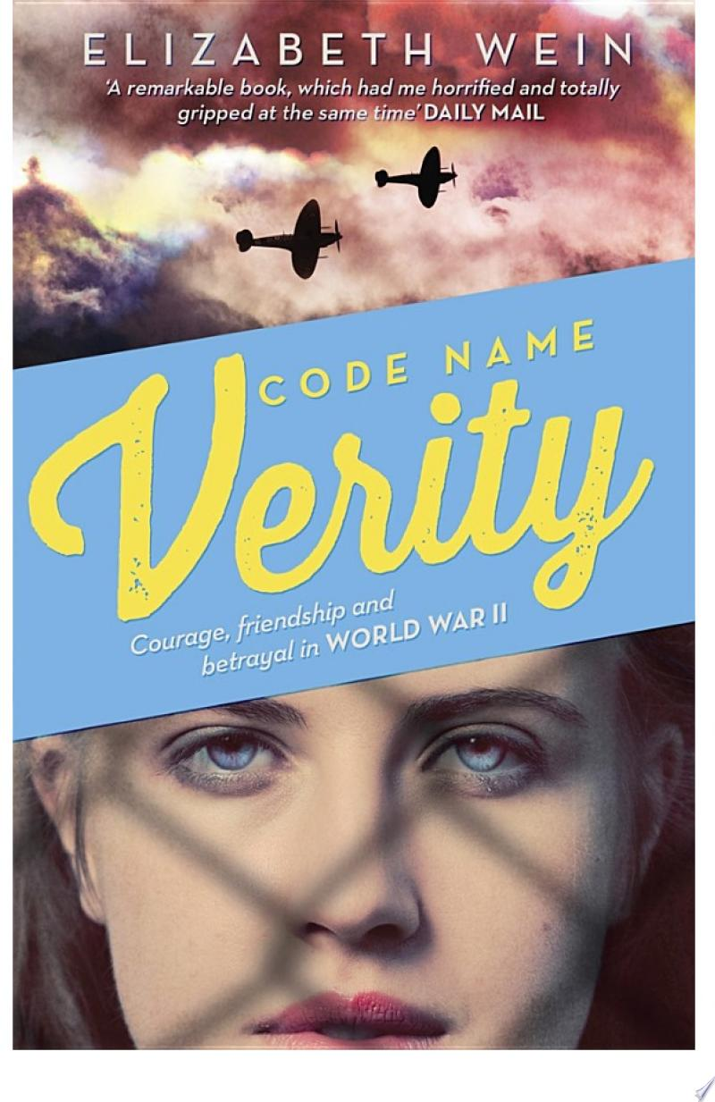 Code Name Verity image