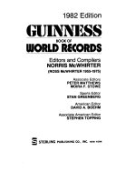 Guinness Book Of World Records 1982