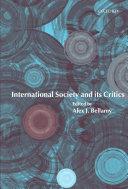 International Society and its Critics