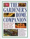The Gardener's Home Companion