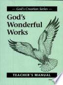God s Wonderful Works