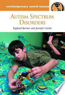 Autism Spectrum Disorders Book