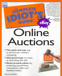 Pdf The Complete Idiot's Guide to Online Auctions