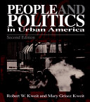 People & Politics in Urban America