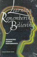 Learning  Remembering  Believing