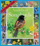 Audubon Songbirds & Other Backyard Birds Picture-A-Day Wall