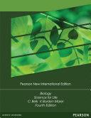 Biology  Pearson New International Edition