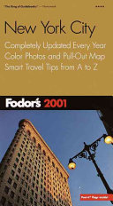 Fodor s 2001 New York City