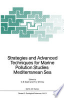 Strategies and Advanced Techniques for Marine Pollution Studies