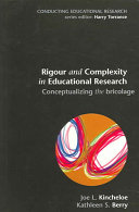 Rigour   Complexity in Educational Research