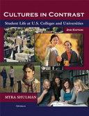 Cultures in Contrast