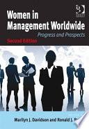 Women in Management Worldwide Book