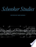 Schenker Studies