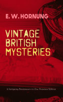 Pdf VINTAGE BRITISH MYSTERIES – 6 Intriguing Brainteasers in One Premium Edition Telecharger