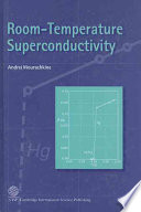 Room Temperature Superconductivity Book PDF