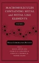 Metal coordination polymers