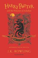 Harry Potter and the Prisoner of Azkaban   Gryffindor Edition