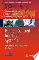 Human Centred Intelligent Systems Book