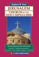Jerusalem Church of the Holy Sepulchre