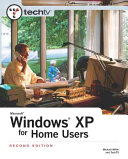 Techtv S Microsoft Windows Xp For Home Users