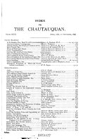 The Chautauquan ebook