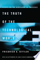 The Truth of the Technological World Book PDF